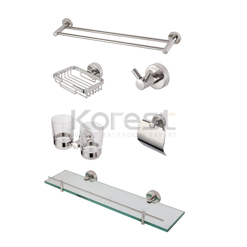 Bộ phụ kiện nhà tắm KR-PK1