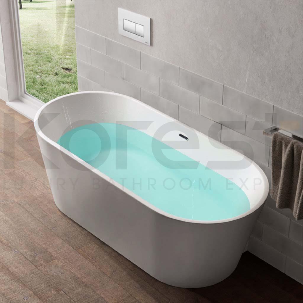 Bồn tắm Freestanding BTKR163-170N