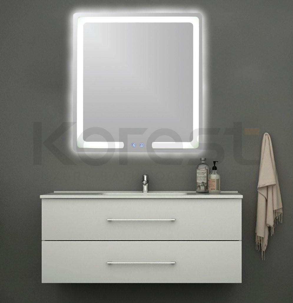 Gương Led cảm ứng phôi bỉ GKRD60S