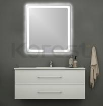 Gương Led cảm ứng phôi bỉ GKRD8060S