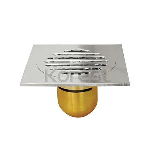 Thoát sàn chống hôi đầu đạn cao cấp KTS205