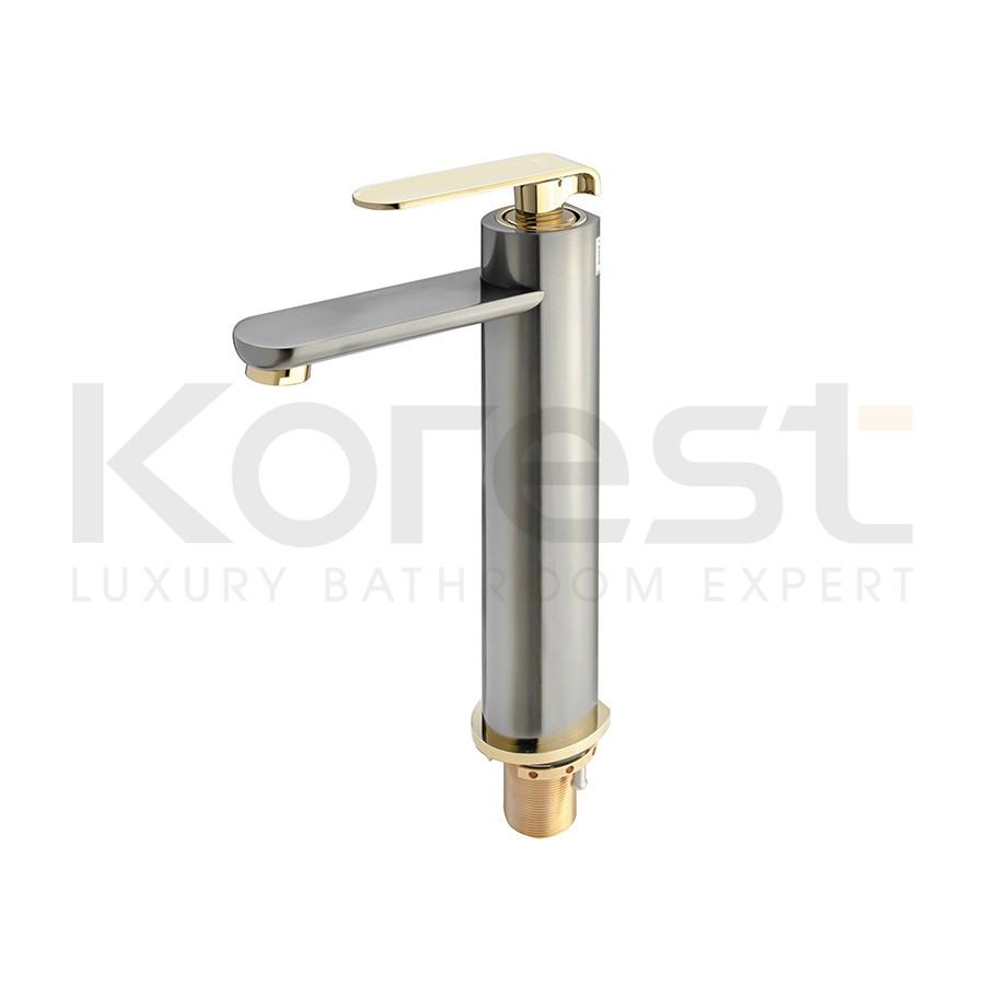 Vòi chậu lavabo cao cấp K2017 (Mới 2021)