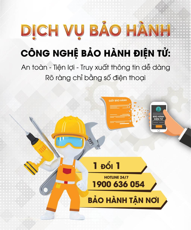Dịch vụ bảo hành thiết bị vệ sinh Korest Việt Nam